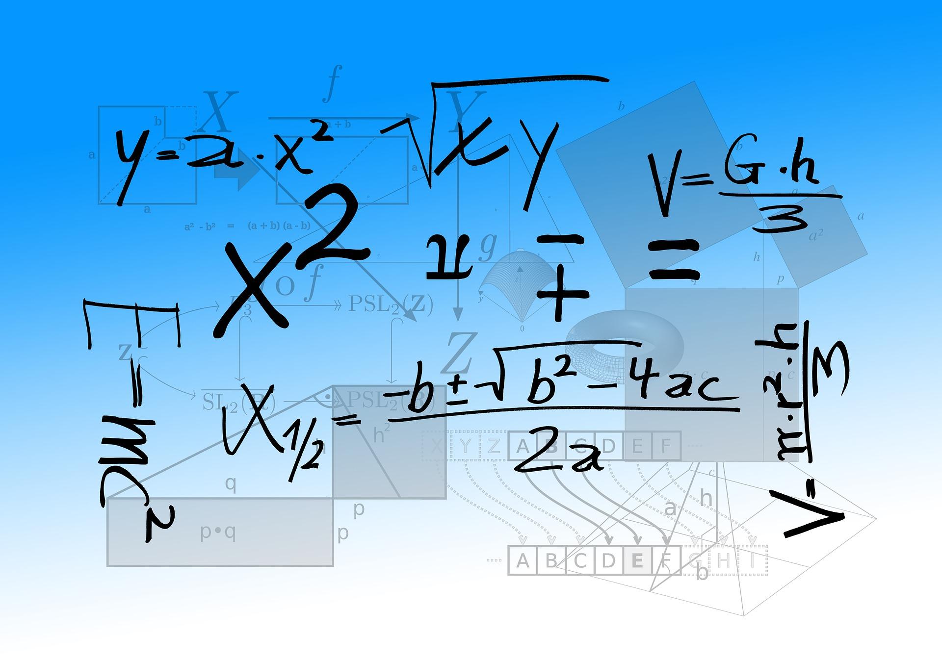 数学イメージ画像